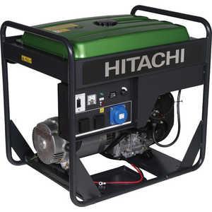 Генератор бензиновый Hitachi E100 бензиновый генератор hitachi e40 зр