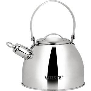 Чайник со свистком Vitesse 2.5 л VS-7806 встраиваемый светильник feron dl246 17898
