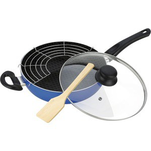 Сковорода wok Vitesse D 28 см VS-7408