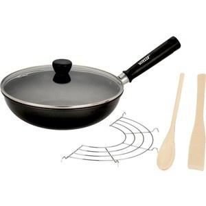 Сковорода wok Vitesse D 25 см VS-7653 от ТЕХПОРТ