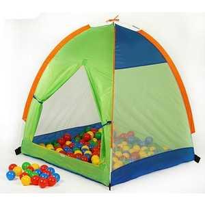 Фотография товара игровой домик Calida ''Палатка'' и 200 шаров (637(30059)) (149642)