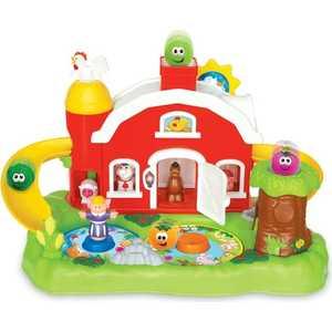 Купить kiddieland Игрушка развивающая ''Фермерский дворик'' KID035022 (149818) в Москве, в Спб и в России