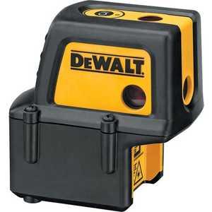 Лазерный уровень DeWALT DW084K