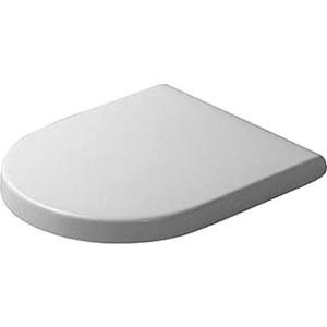 Duravit Starck 3 сиденье для унитаза softclose белое (0063890000) duravit starck 3 1260900001