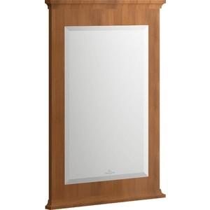 Зеркало Villeroy Boch Hommage 56x74 см орех (8565 00 00) lalee ковер olymp