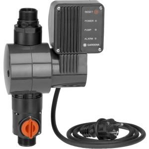 Выключатель манометрический электронный Gardena (01739-20.000.00) защита от работы всухую gardena