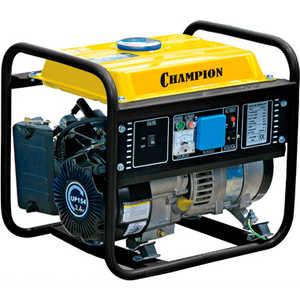 Генератор бензиновый Champion GG1300 бензиновый генератор hyundai hhy3000f в белгороде
