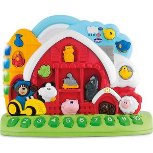 Chicco Игрушка развивающая Говорящая ферма (60079.00 ) chicco chicco говорящая игрушка крот