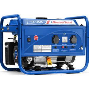 Генератор бензиновый MasterYard MG 1800R  цена и фото