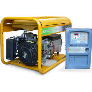 Генератор бензиновый Caiman Explorer 7510XL27 ATS