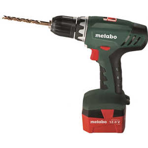 Дрель Metabo BS 12 NiCd (602194500)
