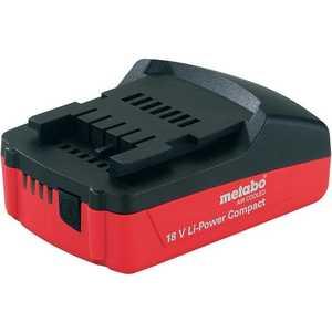Аккумулятор Metabo 18В 1.3 Ач Li Power BS/L (625468000) аккумулятор metabo 10 8v 5 2 ah li power 625597000