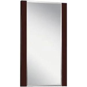 Зеркало Акватон Ария 50 тёмно-коричневое (1A140102AA430) акватон ария 80 темно коричневое