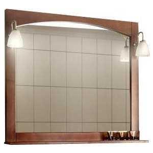 Зеркало Акватон Наварра 105 орех (1A138802NAM10)