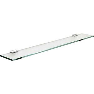 Полка Акватон стеклянная 105 (1A127803XX010) полка стеклянная art