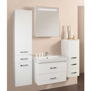 Комплект мебели Акватон Америна 70 белая тумба под раковину акватон америна 70 н 1a169301am010