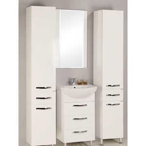 Комплект мебели Акватон Ария 50 н белая sportive zipper up pocket hoodie