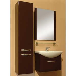 Комплект мебели Акватон Ария 65 тёмно-коричневая комплект мебели акватон ария 65 н тёмно коричневая