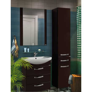 цены  Комплект мебели Акватон Ария 65 н тёмно-коричневая