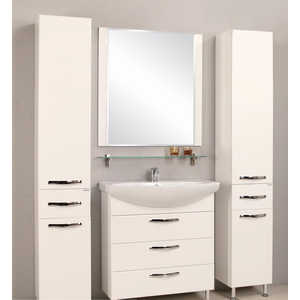 Комплект мебели Акватон Ария 80 н белая комплект мебели акватон ария 65 н белая