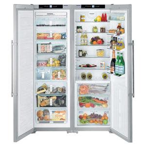 Холодильник Liebherr SBSes 7263 (SGNes 30110-20 210 + SKBes 42100-20 210)