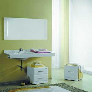 Комплект мебели Акватон Отель 120 левый/правый