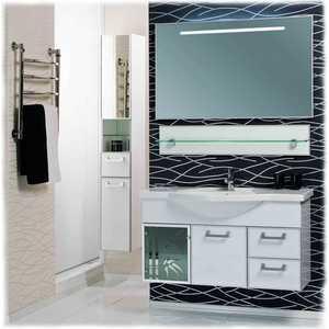 все цены на Комплект мебели Акватон Сайгон 110 онлайн