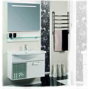 Комплект мебели Акватон Сайгон 85 акватон мебель для ванной акватон венеция 75 черная