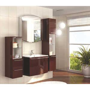 Комплект мебели Акватон Севилья 95 темно-борд металлик (гранат) цена и фото