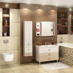 Комплект мебели Акватон Стамбул 105 (цвета: эбони тёмный эбони светлый сосна ларедо лиственница)  цены