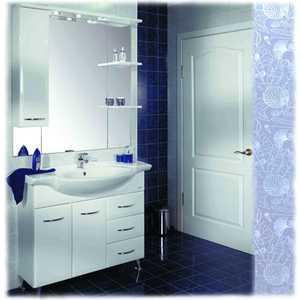 Комплект мебели Акватон Эмили 100 акватон мебель для ванной акватон венеция 75 черная