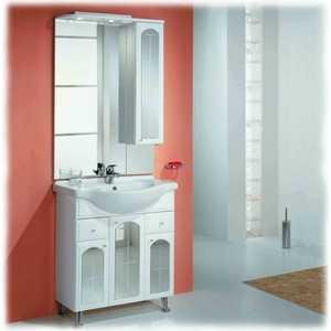 Комплект мебели Акватон Эмилья 75 акватон мебель для ванной акватон венеция 75 черная