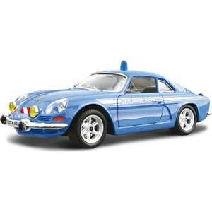 Автомобиль Bburago 1:24 Security Force alpine Renault gendarmerie 18-22035
