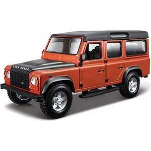 Автомобиль Bburago 1:32 Street Fire Land Rover Defender 110 18-43029