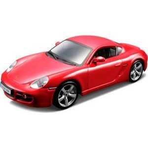 Автомобиль Bburago 1:32 Street Fire Porsche Cayman S 18-43003