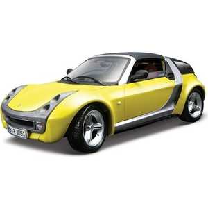 Автомобиль Bburago 1:18 Smart Roadster coupe серии Gold 18-12052