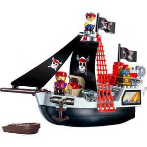 Ecoiffier Конструктор Пиратский корабль 3130 ausini конструктор корабль пиратов 27705