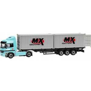 Dickie Машина грузовик-трейлер 3414207*