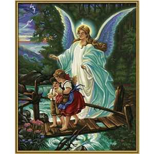Раскраска по номерам Schipper ''Ангел'' 9130364