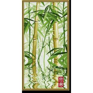 Раскраска по номерам Schipper ''Бамбуковый лес'' 9220609*