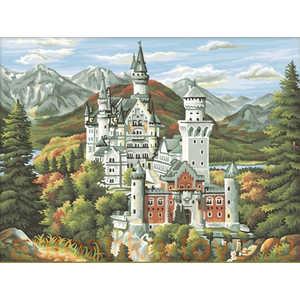Schipper Раскраска по номерам Замок Нойшванштайн 9350551
