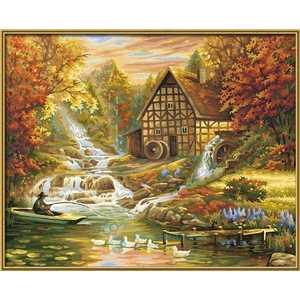 Раскраска по номерам Schipper ''Осень'' 9130507