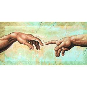 Раскраска по номерам Schipper ''Сотворение Адама'' 9220421