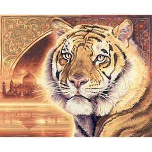 Раскраска по номерам Schipper ''Тигр'' 9130454