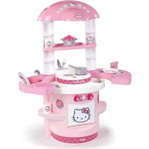 Smoby Моя первая кухня Hello Kitty 24078