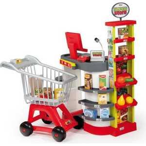 Smoby Супермаркет зеленый 24179