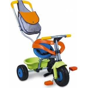 Велосипед 3-х колесный Smoby Be Fun Confort 444157* smoby велосипед be fun confort трехколесный с сумкой