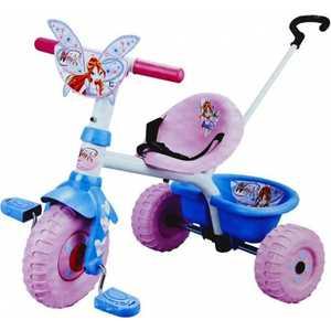 Велосипед 3-х колесный Smoby ''Winx'' 444362