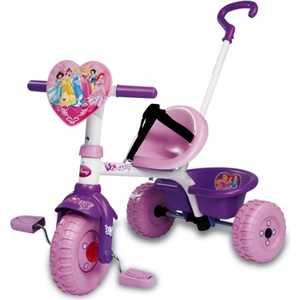 Велосипед 3-х колесный Smoby ''Princess'' 444144