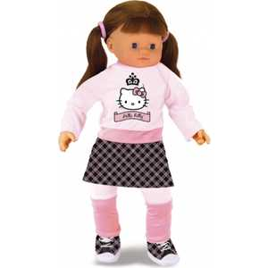 Smoby Кукла Роксана 35 см Hello Kitty 160138 smoby smoby трек пожарная станция